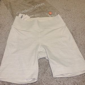 NWT OV TechSweat Shorts 7""